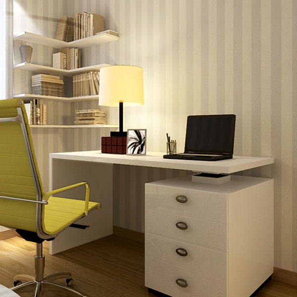 Modern contemporary computer desk for home office8